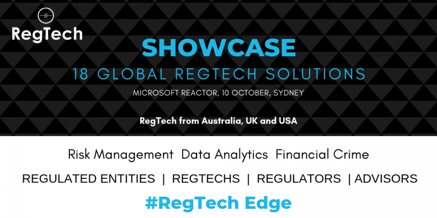 RegTech Edge: Showcase